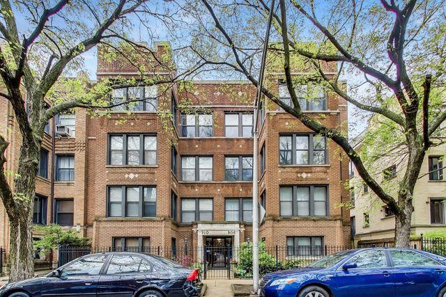 910 W Ainslie Street 3W, Chicago, IL 60640 (MLS #10391574) :: John Lyons Real Estate