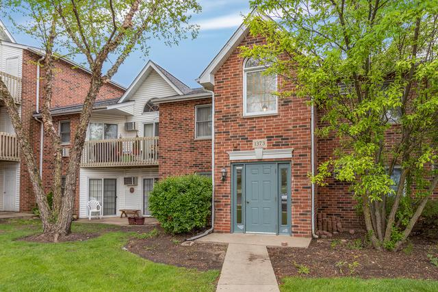 1373 Cunat Court 2A, Lake In The Hills, IL 60156 (MLS #10391576) :: Berkshire Hathaway HomeServices Snyder Real Estate