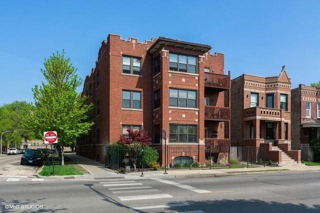 3331 W Schubert Avenue 1DUP, Chicago, IL 60647 (MLS #10391581) :: Domain Realty