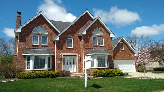 9222 173rd Place, Tinley Park, IL 60487 (MLS #10391625) :: Berkshire Hathaway HomeServices Snyder Real Estate