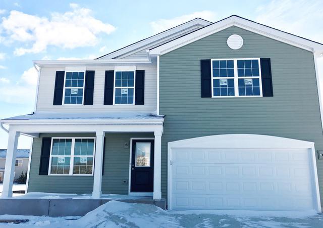 1736 Moluf Street, Dekalb, IL 60115 (MLS #10391689) :: Berkshire Hathaway HomeServices Snyder Real Estate