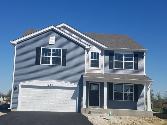 1214 Clearspring Trail, Joliet, IL 60431 (MLS #10391694) :: Ani Real Estate