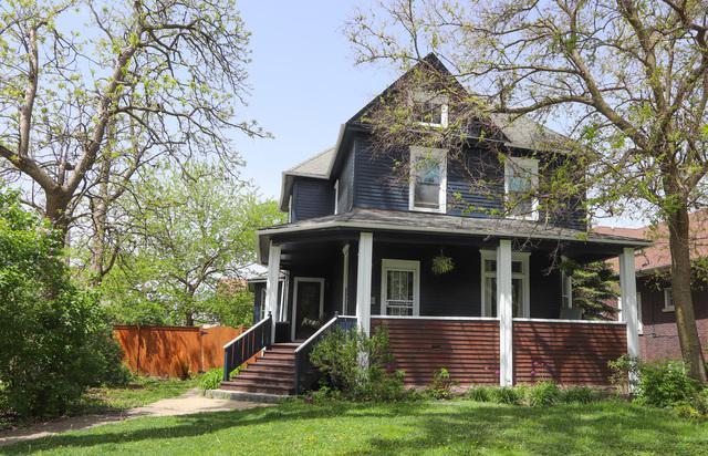 515 N Taylor Avenue, Oak Park, IL 60302 (MLS #10391731) :: Berkshire Hathaway HomeServices Snyder Real Estate