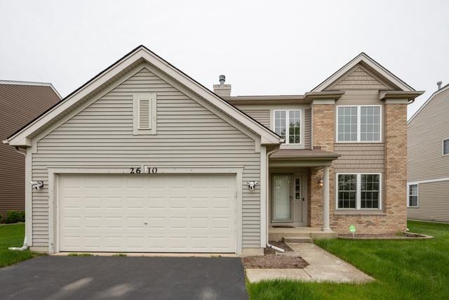 2610 Spinnaker Drive, Aurora, IL 60503 (MLS #10391754) :: Berkshire Hathaway HomeServices Snyder Real Estate