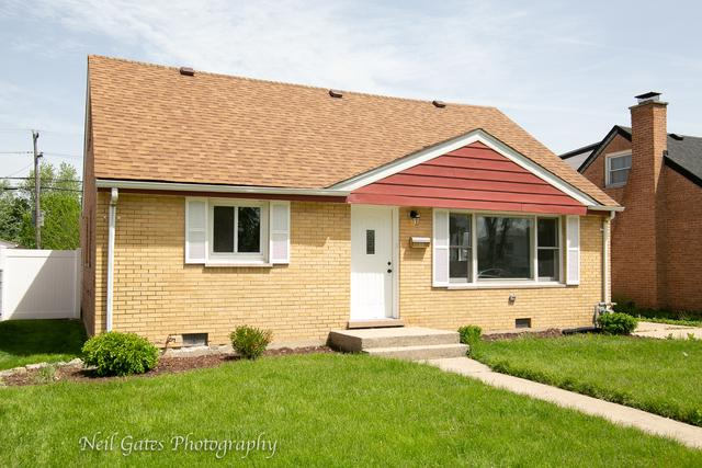 4532 W 115th Place, Alsip, IL 60803 (MLS #10391768) :: Touchstone Group