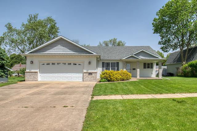 410 3rd Street, Anchor, IL 61720 (MLS #10391838) :: Berkshire Hathaway HomeServices Snyder Real Estate