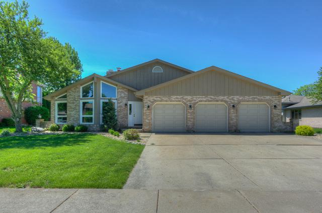 700 Central Road, New Lenox, IL 60451 (MLS #10391848) :: Berkshire Hathaway HomeServices Snyder Real Estate