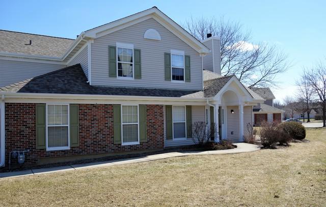 2055 Peach Tree Lane A, Algonquin, IL 60102 (MLS #10391854) :: Lewke Partners
