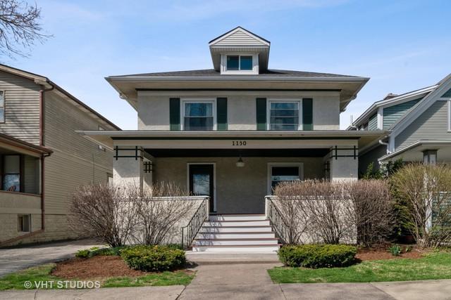 1130 Paulina Street, Oak Park, IL 60302 (MLS #10391871) :: Berkshire Hathaway HomeServices Snyder Real Estate