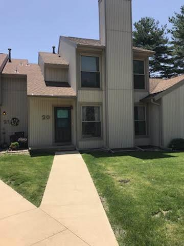 20 Colony West Drive, Champaign, IL 61820 (MLS #10391902) :: Berkshire Hathaway HomeServices Snyder Real Estate