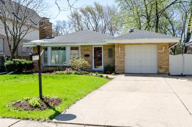 1517 Belleplaine Avenue, Park Ridge, IL 60068 (MLS #10391943) :: Berkshire Hathaway HomeServices Snyder Real Estate