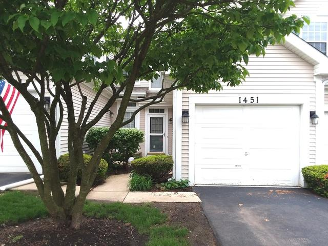 1451 Walnut Hill Avenue, St. Charles, IL 60174 (MLS #10392001) :: Berkshire Hathaway HomeServices Snyder Real Estate
