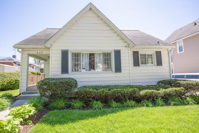 422 Summit Street, Joliet, IL 60435 (MLS #10392006) :: Berkshire Hathaway HomeServices Snyder Real Estate