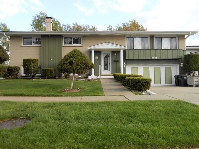 7909 Arcadia Street, Morton Grove, IL 60053 (MLS #10392070) :: Berkshire Hathaway HomeServices Snyder Real Estate