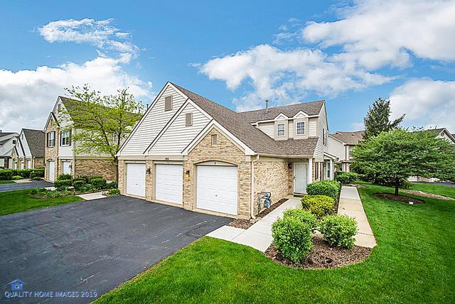 1962 Gary Court D, Schaumburg, IL 60193 (MLS #10392095) :: Berkshire Hathaway HomeServices Snyder Real Estate