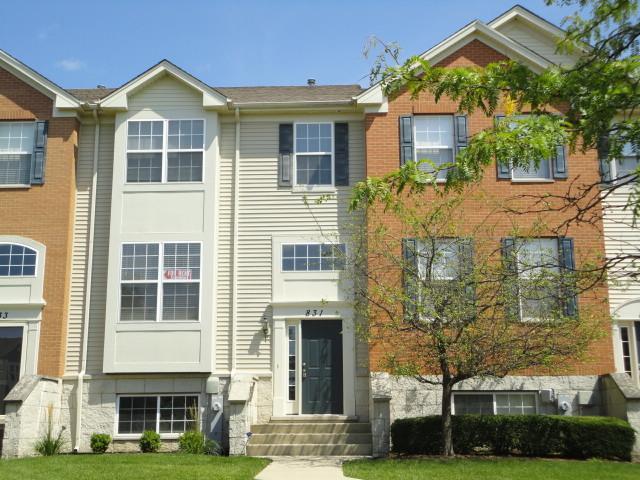 831 Lewisburg Lane, Aurora, IL 60504 (MLS #10392152) :: Ani Real Estate