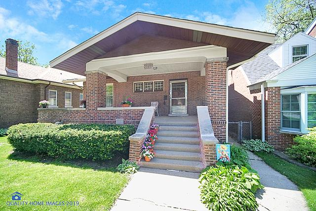 9750 S Hoyne Avenue, Chicago, IL 60643 (MLS #10392158) :: Berkshire Hathaway HomeServices Snyder Real Estate