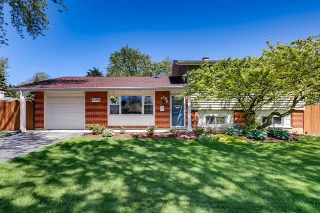 775 Western Street, Hoffman Estates, IL 60169 (MLS #10392170) :: Angela Walker Homes Real Estate Group