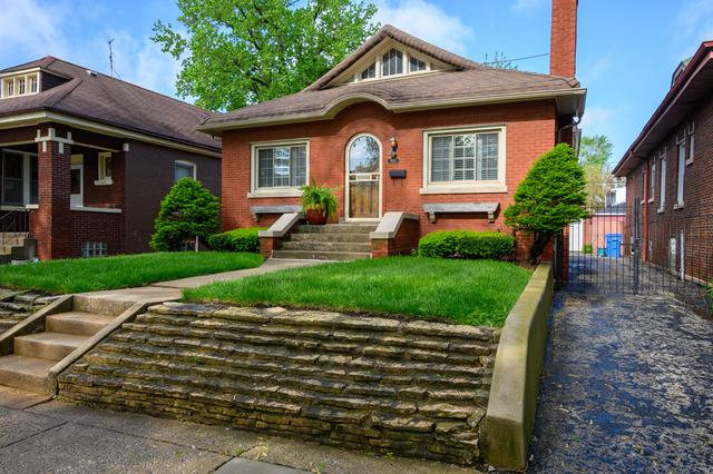 9122 S Bell Avenue, Chicago, IL 60643 (MLS #10392215) :: John Lyons Real Estate