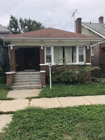 10827 S Prairie Avenue, Chicago, IL 60628 (MLS #10392257) :: Berkshire Hathaway HomeServices Snyder Real Estate