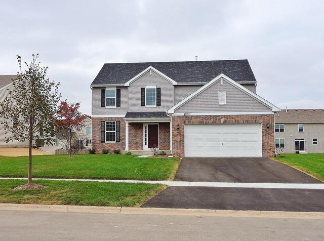 1901 Wellington Drive, Joliet, IL 60431 (MLS #10392316) :: Ani Real Estate