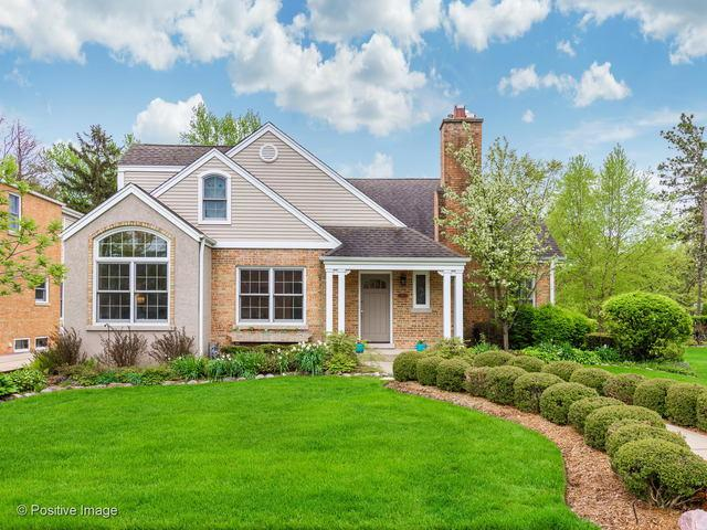 215 Wilmette Avenue, Glenview, IL 60025 (MLS #10392325) :: Berkshire Hathaway HomeServices Snyder Real Estate