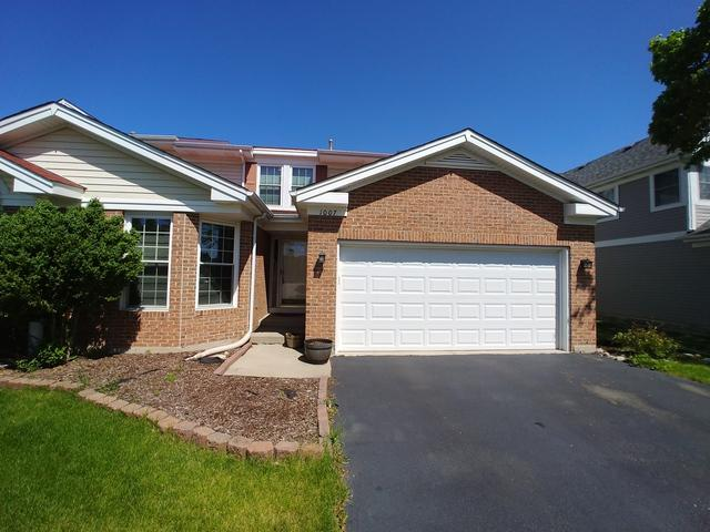 1007 Georgian Place, Bartlett, IL 60103 (MLS #10392345) :: The Perotti Group | Compass Real Estate