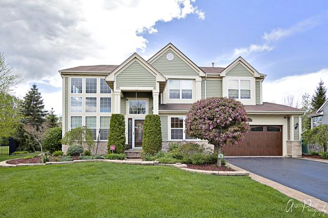 34330 N Bobolink Trail, Grayslake, IL 60030 (MLS #10392375) :: Berkshire Hathaway HomeServices Snyder Real Estate