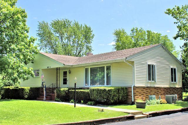 205 W Lasalle Street, Somonauk, IL 60552 (MLS #10392377) :: Ani Real Estate