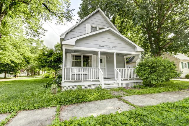 719 E Grant Street, MONTICELLO, IL 61856 (MLS #10392411) :: Ryan Dallas Real Estate
