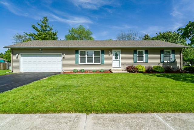 1003 N East Street, Marengo, IL 60152 (MLS #10392416) :: Littlefield Group