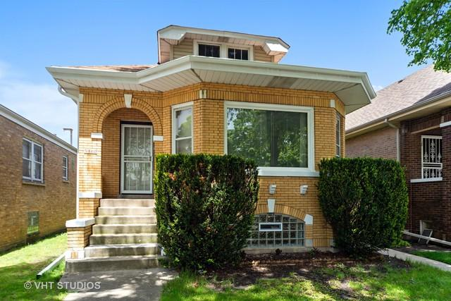 5910 W Wrightwood Avenue, Chicago, IL 60639 (MLS #10392433) :: Berkshire Hathaway HomeServices Snyder Real Estate