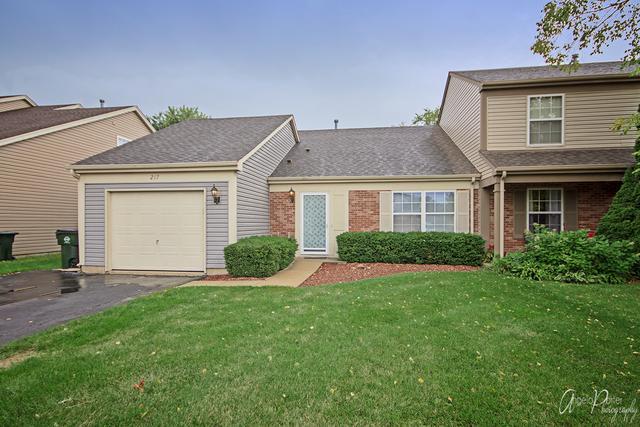 217 Pinehurst Drive, Mundelein, IL 60060 (MLS #10392455) :: Berkshire Hathaway HomeServices Snyder Real Estate
