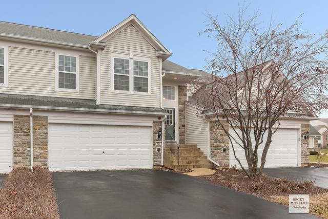 425 Valentine Way #425, Oswego, IL 60543 (MLS #10392477) :: Berkshire Hathaway HomeServices Snyder Real Estate