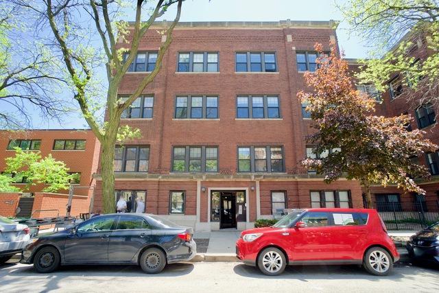 733 W Waveland Avenue #2, Chicago, IL 60657 (MLS #10392486) :: Berkshire Hathaway HomeServices Snyder Real Estate