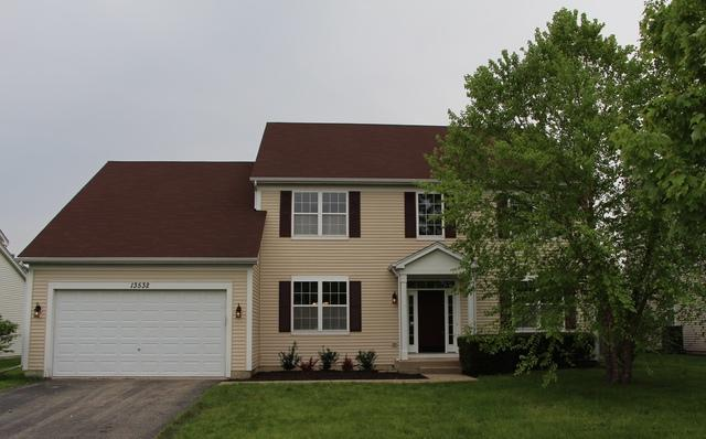 13532 Marigold Road, Plainfield, IL 60544 (MLS #10392514) :: Berkshire Hathaway HomeServices Snyder Real Estate