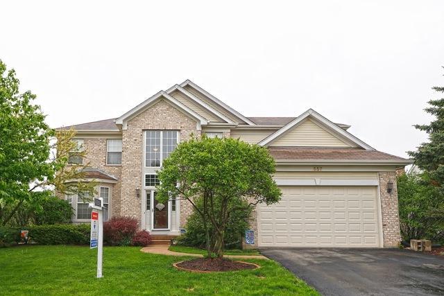 557 Amherst Drive, Lake Villa, IL 60046 (MLS #10392521) :: Baz Realty Network | Keller Williams Elite