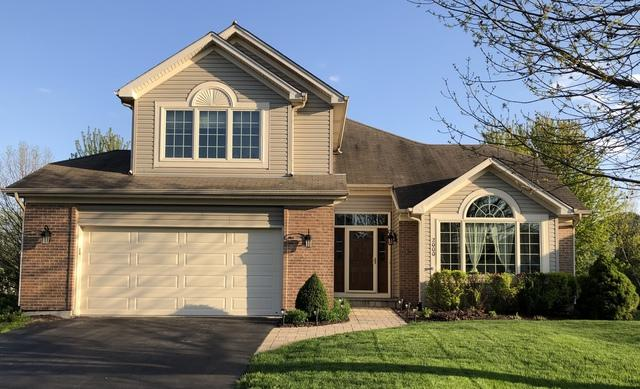 2000 Saint Andrews Drive, Plainfield, IL 60586 (MLS #10392524) :: Berkshire Hathaway HomeServices Snyder Real Estate