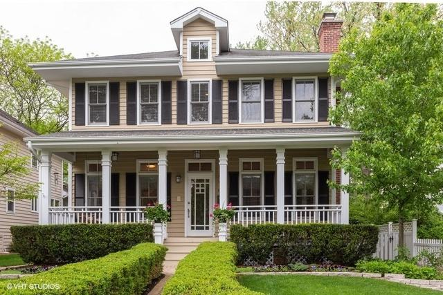612 S Lincoln Street, Hinsdale, IL 60521 (MLS #10392530) :: The Wexler Group at Keller Williams Preferred Realty