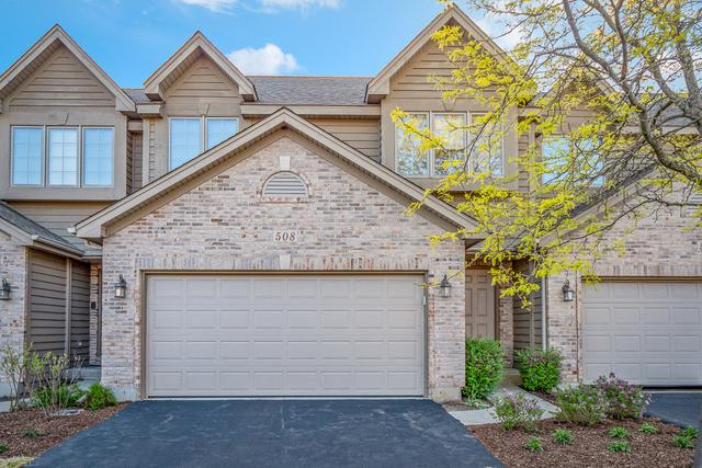 508 Silver Aspen Circle, Crystal Lake, IL 60014 (MLS #10392558) :: Berkshire Hathaway HomeServices Snyder Real Estate