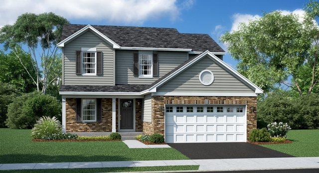 24861 S Glidden Circle, Manhattan, IL 60442 (MLS #10392594) :: Berkshire Hathaway HomeServices Snyder Real Estate