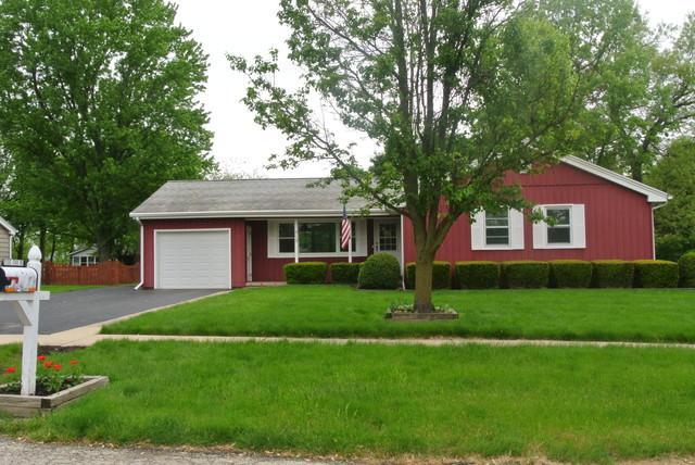 313 E Fox Road, Yorkville, IL 60560 (MLS #10392601) :: Ani Real Estate