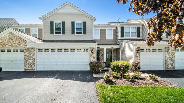 2443 Oak Tree Lane, Plainfield, IL 60586 (MLS #10392625) :: Berkshire Hathaway HomeServices Snyder Real Estate