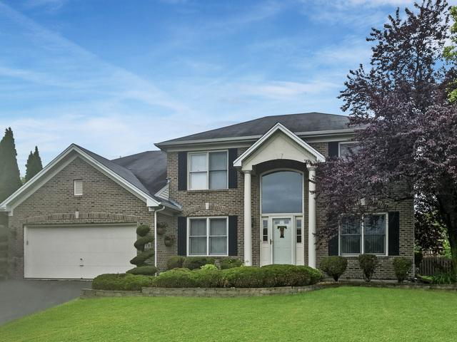 2014 Pebble Beach Drive, Plainfield, IL 60586 (MLS #10392634) :: Berkshire Hathaway HomeServices Snyder Real Estate