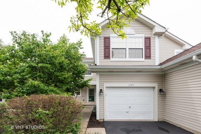 1177 Heartland Gate #1177, Lake In The Hills, IL 60156 (MLS #10392671) :: Berkshire Hathaway HomeServices Snyder Real Estate