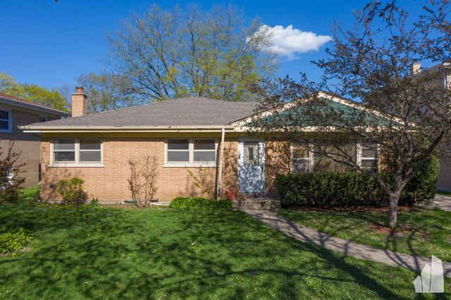 1835 Sycamore Street, Des Plaines, IL 60018 (MLS #10392685) :: Berkshire Hathaway HomeServices Snyder Real Estate