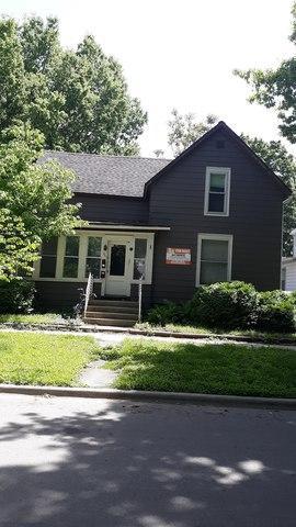307 W Illinois Street, Urbana, IL 61801 (MLS #10392705) :: Ani Real Estate