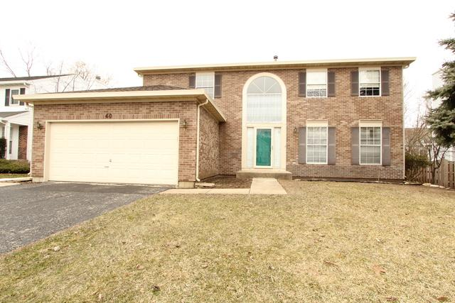 60 Jefferson Lane, Cary, IL 60013 (MLS #10392746) :: Berkshire Hathaway HomeServices Snyder Real Estate