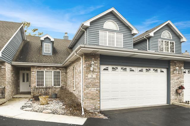 9 Lake Katherine Drive, Palos Heights, IL 60463 (MLS #10392777) :: Berkshire Hathaway HomeServices Snyder Real Estate