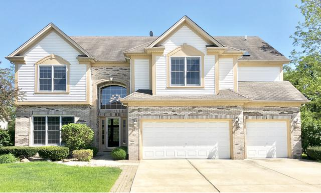 22619 Fox Trail Lane, Plainfield, IL 60544 (MLS #10392812) :: Berkshire Hathaway HomeServices Snyder Real Estate